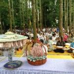 พิธีทอดกฐินสามัคคี ณ วัดปานุราชประชาสรรค์