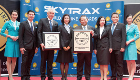 Bangkok Airways Skytrax 2017